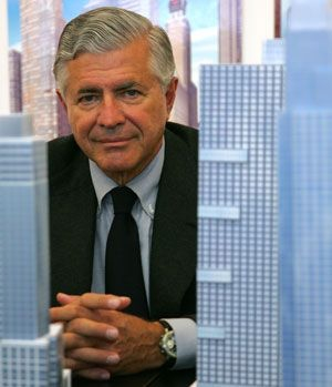 Costas Kondylis, the man behind the firm behind 45 Park Avenue, is an architectural juggernaut