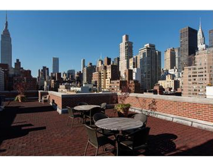240 east 35th street 10e roofdeck