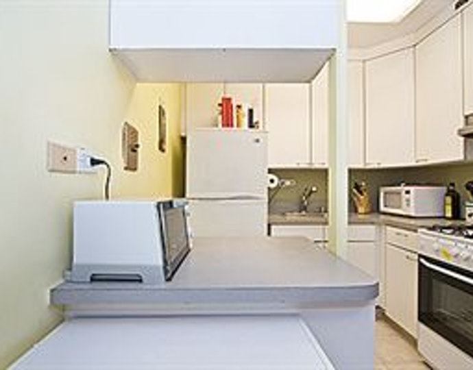 300 east 40th street 15a kitchen