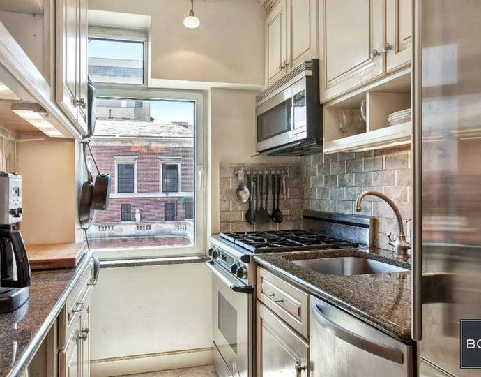 50 park avenue 17f kitchen
